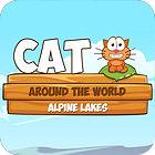 Cat Around The World: Alpine Lakes gra