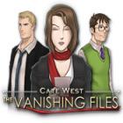 Cate West: The Vanishing Files gra