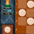 Checkers gra