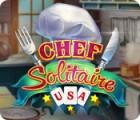 Chef Solitaire: USA gra