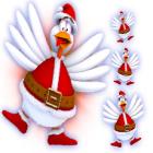 Chicken Invaders: Revenge of the Yolk Christmas Edition gra