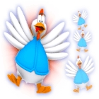 Chicken Invaders 3 gra