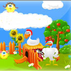 Chicken's Flying School gra