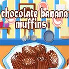 Chocolate Banana Muffins gra