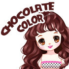 Chocolate Color gra