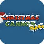 Christmas Cannon gra
