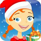 Christmas Girl Jumps gra