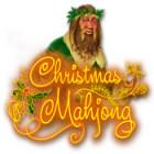 Christmas Mahjong gra