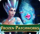 Christmas Patchwork. Frozen gra