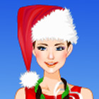 Christmas Pop Star Dress Up gra