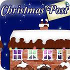 Christmas Post gra