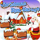 Christmas Sledge Garage gra
