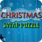Christmas Swap Puzzle gra