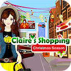 Claire's Christmas Shopping gra