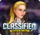 Classified: Death in the Alley gra