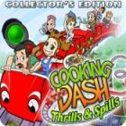Cooking Dash 3: Thrills and Spills Collector's Edition gra