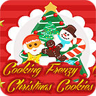 Cooking Frenzy. Christmas Cookies gra