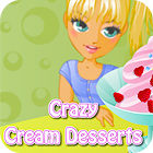 Crazy Cream Desserts gra
