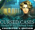 Cursed Cases: Murder at the Maybard Estate Collector's Edition gra