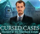Cursed Cases: Murder at the Maybard Estate gra