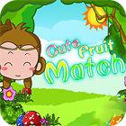 Cute Fruit Match gra