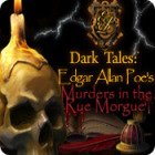 Dark Tales: Edgar Allan Poe`s Murders in the Rue Morgue Collector`s Edition gra