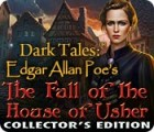 Dark Tales: Edgar Allan Poe's The Fall of the House of Usher Collector's Edition gra