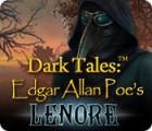 Dark Tales: Edgar Allan Poe's Lenore gra