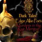 Dark Tales: Edgar Allan Poe's Murders in the Rue Morgue gra