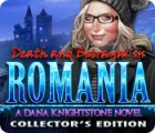 Death and Betrayal in Romania: A Dana Knightstone Novel Collector's Edition gra