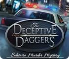 The Deceptive Daggers: Solitaire Murder Mystery gra