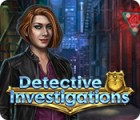 Detective Investigations gra