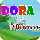 Dora Six Differences gra