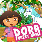 Dora. Forest Game gra