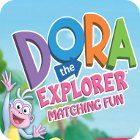 Dora the Explorer: Matching Fun gra