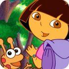 Dora the Explorer: Online Coloring Page gra
