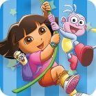 Dora the Explorer: Find the Alphabets gra