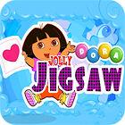 Dora the Explorer: Jolly Jigsaw gra