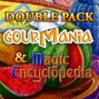 Double Pack Gourmania and Magic Encyclopedia gra