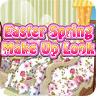 Easter Spring Make Up Look gra