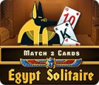 Egypt Solitaire Match 2 Cards gra