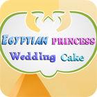 Egyptian Princess Wedding Cake gra