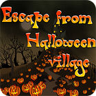 Escape From Halloween Village gra