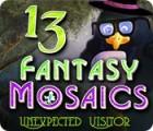 Fantasy Mosaics 13: Unexpected Visitor gra