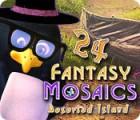 Fantasy Mosaics 24: Deserted Island gra