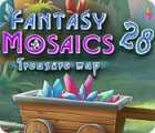 Fantasy Mosaics 28: Treasure Map gra