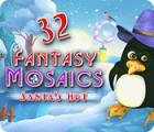 Fantasy Mosaics 32: Santa's Hut gra