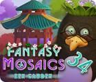 Fantasy Mosaics 34: Zen Garden gra