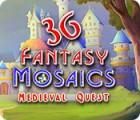 Fantasy Mosaics 36: Medieval Quest gra