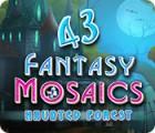 Fantasy Mosaics 43: Haunted Forest gra